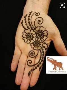 Nice simple and gentle woman hands mehndi - Palm Henna Designs, Mehndi Designs For Kids, Finger Henna Designs, Beginner Henna Designs, Mehndi Designs Feet, Mehndi Designs Book, Unique Mehndi Designs, Mehndi Designs For Fingers, Latest Mehndi Designs