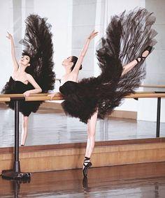 goth ballet