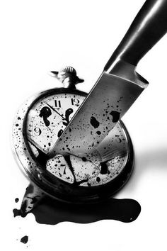 Killing time.