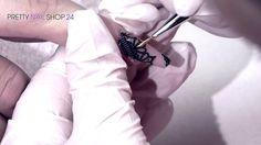 #LAVENI   #nailart   #tutorial   #romance   Neues von LAVENI! Wir haben die beliebte Gel-Serie mit hochwertigen Pinseln und Stickern erweitert. Welches Design wir damit gezaubert haben, seht Ihr in diesem Video. Hier findest Du alle verwendeten Produkte: http://www.prettynailshop24.de/shop/nature-meets-romance-video_1016.html#Produkte?utm_source=pinterest&utm_medium=referrer&utm_campaign=pi_LAVENI_NA2916