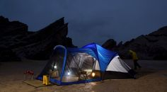 Camping in Rain Tips For more great camping info go to http://CampDotCom.Com #camping #campinghacks #campingfun