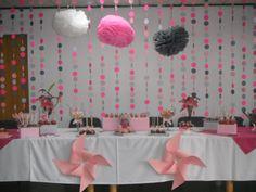 Mesa de dulces..