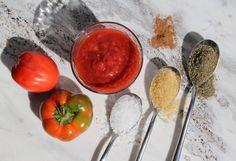 Domowy przecier pomidorowy - najszybszy przepis bez pasteryzowania