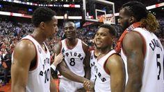 Playoffs NBA: Raptors buscan este viernes empatar la serie en su casa