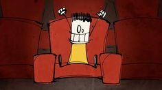 Kijk|Kunst - grappig filmpje over de regels van bezoek aan theater