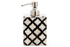 Moroccan Soap Dispenser on OneKingsLane.com