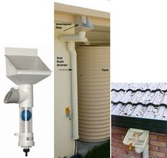 Going Off-Grid in the 21st Century – Rain Water Intake