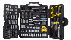 Add 210 Tools To Your Collection For Just $75 Today Only