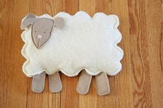 Heated sheep pack-link to instructions in post...