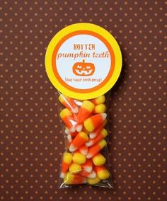 DELICIOUS Halloween Party FAVORS #party #halloween #favors #diy #try #must #easy #fast #unique #lovely #scary #delcious