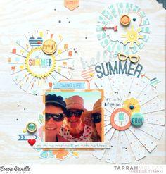Hello Summer | Hello Sunshine | Tarrah McLean