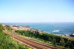 不開車也能到海岸秘境!7個台北能當天來回的靠海小車站,一出站就好美啊