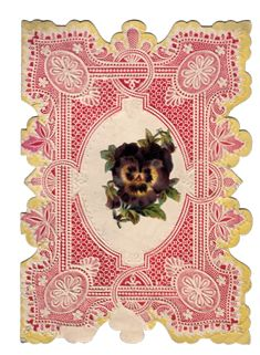 Victorian Valentine - Lacey - The Graphics Fairy Lily Valentine, Valentine Cupid, Valentine Picture, Valentine Images, Valentines Greetings, Vintage Valentine Cards, Valentines Diy, Saint Valentine, Victorian Valentines