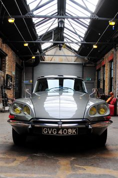 Citroen DS 21 Pallas 1972 www.ds21.co.uk