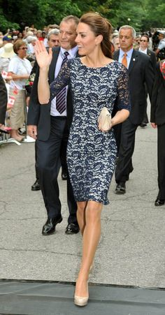 Could I have Princess Kate's entire wardrobe, please?