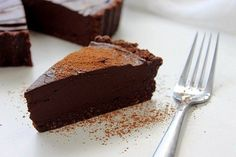 Raw Chocolate Fudge Tart (17)
