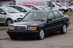 Mercedes-Benz 190 E 2.6 /Leder/Klima/Automatik als Limousine in Sinsheim
