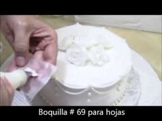 Manejo de Boquillas - 4a Clase - Parte B - YouTube