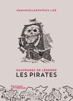 Découvrez comment le bateau du pirate Morgan explosa alors que son équipage fêtait une belle prise ; comment le cadavre du célèbre corsaire Francis Drake fut jeté à la mer dans un cercueil et jamais retrouvé depuis ; comment le Français La Buse, juste avant son exécution, aurait lancé un mystérieux cryptogramme à la foule en criant : « Mon trésor à qui saura le déchiffrer ! » Laissez-vous surprendre par ce livre qui retrace les destins de huit pirates entrés dans la légende. #lizé #pirate…