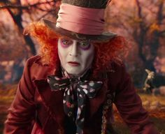 Alice through the Looking Glass: The Mad Hatter