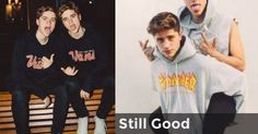 Still Good | Can You Tell The Difference Between The Martinez Twins? I got 10 out of 11 right!