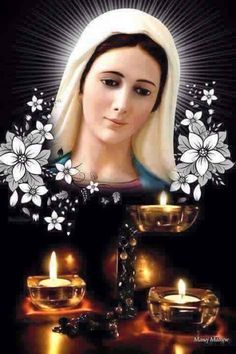 Three Day Miracle Prayer To The Blessed Virgin Mary (Repeat these prayers for three consecutive days) Oh most beautiful flower of . Blessed Mother Mary, Blessed Virgin Mary, Jesus And Mary Pictures, Ste Therese, Prayers To Mary, Catholic Prayers, Heaven Pictures, Jesus Christ Images, Queen Of Heaven