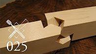 Ah! E se falando em madeira...: Junções: Canal no YouTube