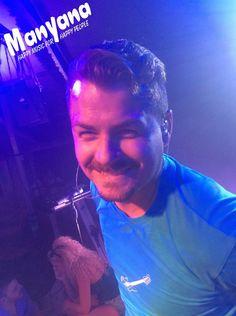 Maciej - Bassist, Sänger, GoPro-Hero...