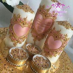 Vezi fotografii şi clipuri video Instagram de la First And Original Henna Page @hennainspire Diy Diwali Decorations, Handmade Decorations, Creation Bougie, Henna Candles, Diwali Diy, Mehndi Decor, Candle Art, Wedding Gift Boxes, Beautiful Candles