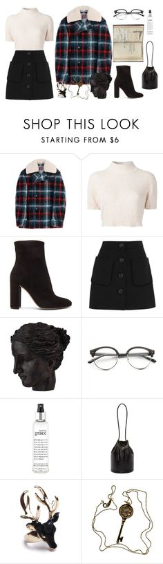 """5-year plan"" by agonyfeelsgood ❤ liked on Polyvore featuring Stella Jean, Rachel Comey, Gianvito Rossi, Miu Miu, Ren-Wil, Concord, philosophy, Building Block and Tiffany & Co."
