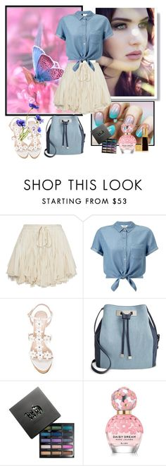 """""""Untitled #821"""" by misaflowers ❤ liked on Polyvore featuring Miss Selfridge, Oscar de la Renta, INC International Concepts, Urban Decay, Marc Jacobs and Tom Ford"""
