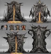 Image result for fantasy castle door