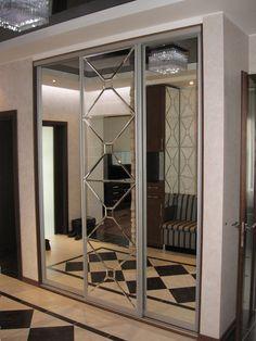 Vestiyer Wardrobe Design Bedroom, Bedroom Decor, Home Interior Design, Interior Decorating, Almirah Designs, Door Design, House Design, Cupboard Design, Closet Designs