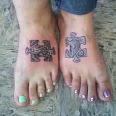 friendship tattoos, mine would have to be a key ring of many keys because I have so many awesome best friends!