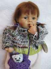 Vintage 1980s Zapf Doll 20 Inches With Original Clothes