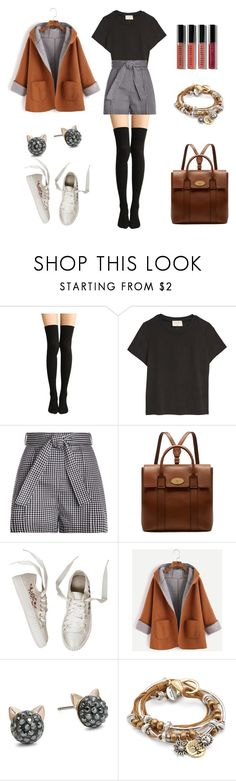 """""""Untitled #258"""" by mveve on Polyvore featuring Zimmermann, Mulberry, Karl Lagerfeld, Lizzy James and Bobbi Brown Cosmetics"""