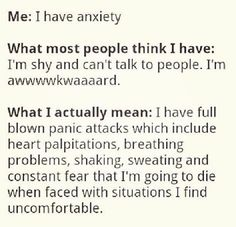 NOTE: THIS MAY NOT BE ACCURATE FOR EVERY SITUATION BE SURE TO GET SPECIFICS ABOUT THE INDIVIDUALS SEVERITY/TYPE OF ANXIETY AND IF THEY HAVE A PREFERRED WAY TO HOW YOU COULD HELP THEM If someone you know has a panic attack they may become very anxious and not think clearly. You can help the person by doing the following: Stay with the person and keep calm. Offer medicine if the person usually takes it during an attack. Move the person to a quiet place. Don't make assumptions about what the…