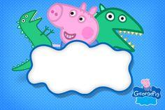 En esta publicación compartimos una super colección de imágenes de Peppa Pig y su familia. No solamente te dejamos imágenes, sino que también adjuntamos marcos para editar tus fotos. Verás que tend…