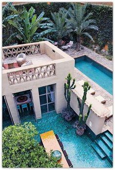 Gazelle d'Or Hotel in Morocco
