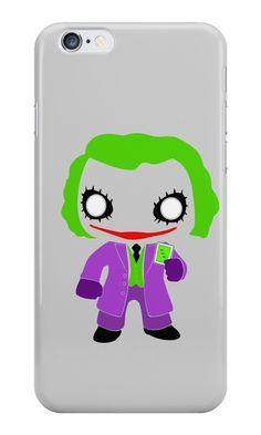 """""""Joker Pop Inspired Art"""" iPhone Cases & Skins by adesigngeek Joker Pop, Iphone Cases, Inspired, Inspiration, Art, Biblical Inspiration, Iphone Case, I Phone Cases, Inspirational"""