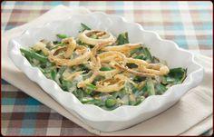Green Bean Casserole Circa 1955 - Traeger Grill Recipes