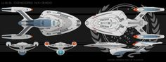 USS Concord - Commission by HandofManos on deviantART