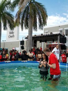 Ultimate Hope received today at Hope Jam in Miami—eternal life!