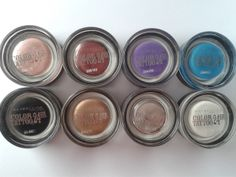 MAYBELLINE 24hr Color Tattoo review and swatches are up on my blog! http://www.sufferformakeup.com/2014/02/maybelline-24hr-color-tattoo-review-and.html