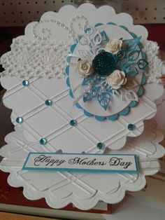 mothers day easel card                                                       …