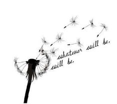 Dandelion really want a tatto like this! Back Of Shoulder Tattoo, Shoulder Tattoos For Women, Neue Tattoos, Ink Master, Future Tattoos, Just In Case, Decir No, Quotes To Live By, Wish Quotes