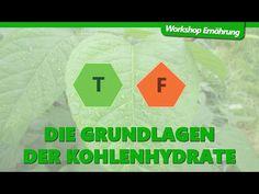 KOHLENHYDRATE (1/6): Grundlagen, Traubenzucker und Fruchtzucker | Workshop Ernährung - YouTube