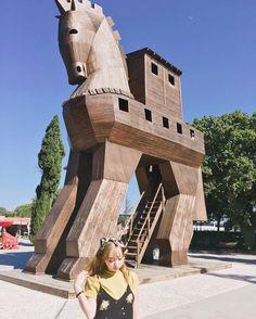 Instagram의 @ajing.u님: #터키#이즈미르#데일리#데일리룩#셀피#셀카#셀스타그램#여행#맞팔#팔로우#좋아요#daily#dailylook#selfie#selca#selstagram#travel#follow#f4f#l4l#turkey#troy#izmir