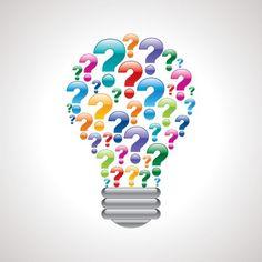 Saqui Research » colorful question mark