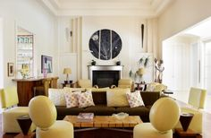 Landy Gardner Interiors | Hill Place Contemporary